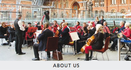 Abbey Gateway Orchestra in St Pancras