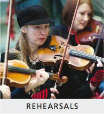 St Albans Rehearsals