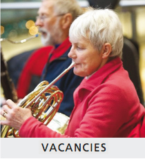 Orchestra Vacancies in St Albans
